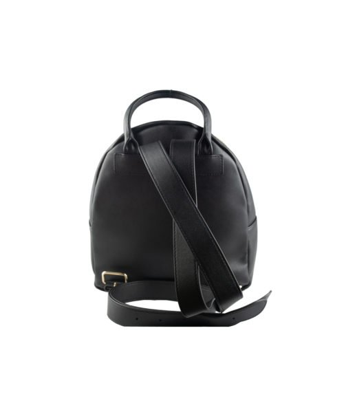 Borsa donna LOVE MOSCHINO nero black zainetto soft