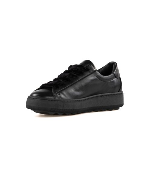 SNEAKERS DONNA PHILIPPE MODEL NERO VBLD M004 METAL NOIR