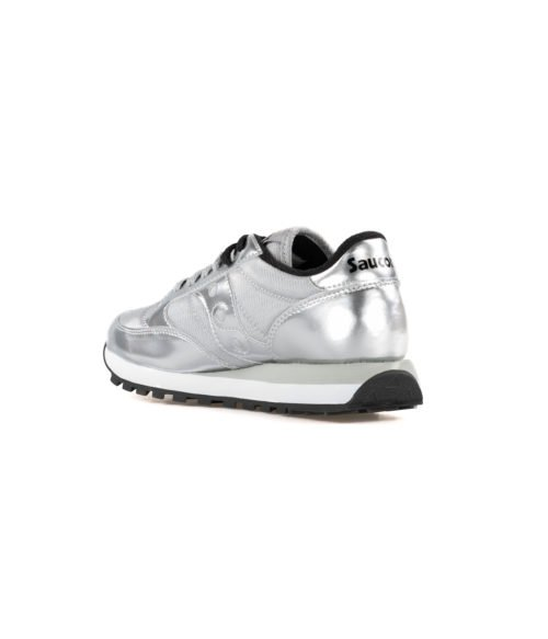 SNEAKERS DONNA SAUCONY JAZZ ORIGINAL SILVER ARGENT