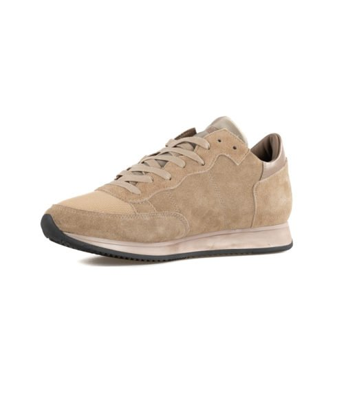SNEAKERS UOMO PHILIPPE MODEL BEIGE