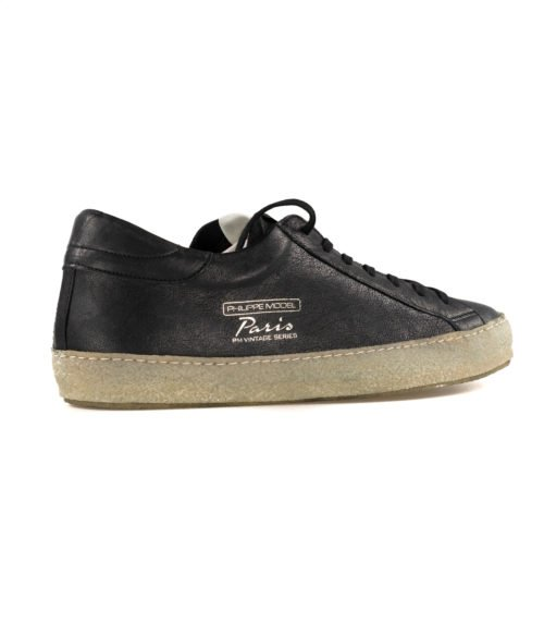 SNEAKERS UOMO PHILIPPE MODEL NERO CVLU WW10