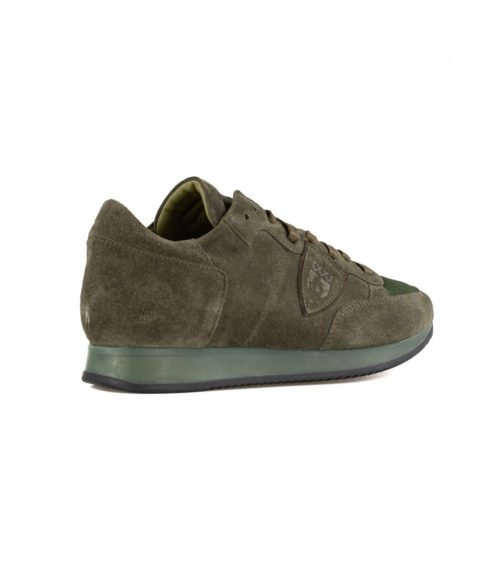 SNEAKERS UOMO PHILIPPE MODEL VERDE TRLU DS01