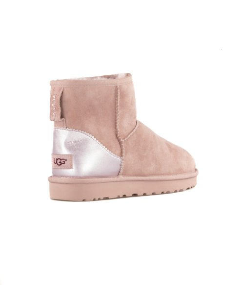 STIVALE DONNA UGG CLASSIC MINI 2 METALLIC 1019029