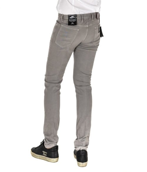 JEANS UOMO PT05 GRIGIO SWING NEW SUPERSLIM FIT C5DT 000