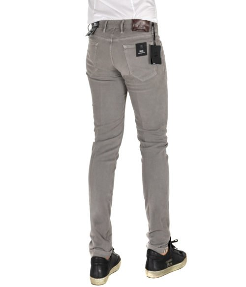 JEANS UOMO PT05 GRIGIO SWING NEW SUPERSLIM FIT C5DT 05Z
