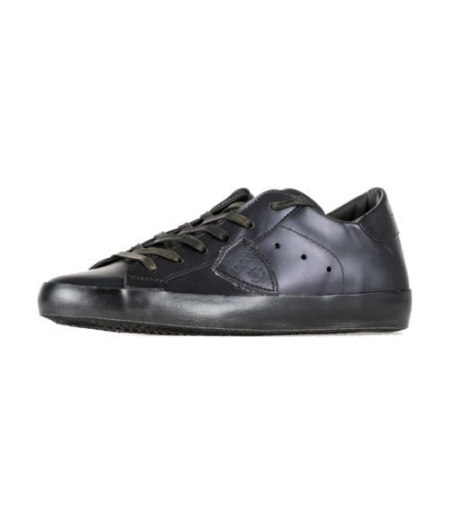 SNEAKERS DONNA PHILIPPE MODEL BLU NOTTE METAL