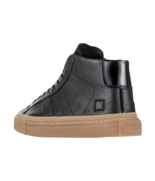 SNEAKERS UOMO D.A.T.E. NERA LAX HIGH GUM