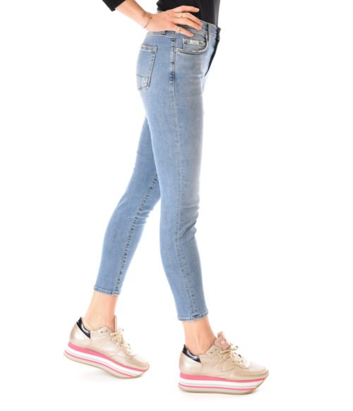 JEANS DONNA (+) PEOPLE DENIM STRETCH