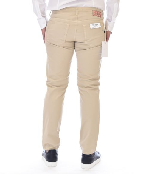 MICHAEL COAL PANTALONE UOMO BEIGE MC-GEORGE MADE IN ITALY