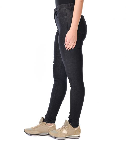 (+) PEOPLE JEANS DONNA BLU NOTTE DENIM SKINNY FIT 2