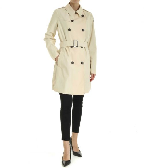 RRD TRENCH DONNA AVORIO CITY TRENCH LADY SPRING SUMMER 3