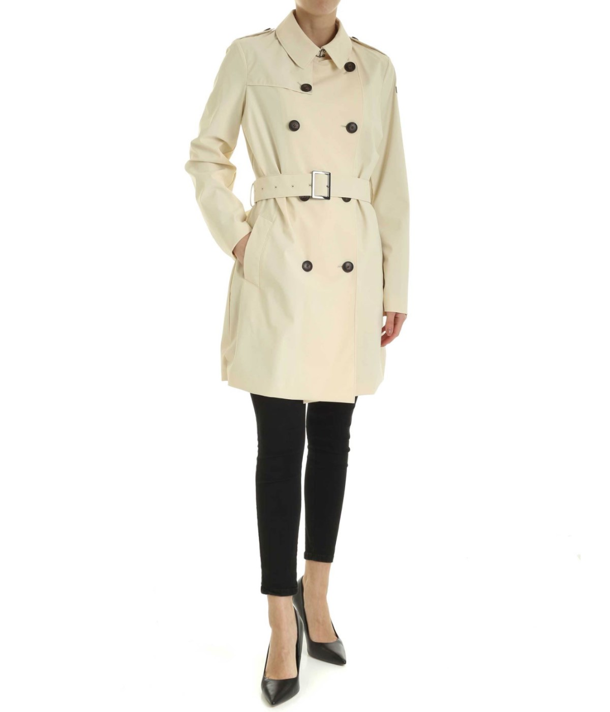 RRD TRENCH DONNA AVORIO CITY TRENCH LADY SPRING SUMMER