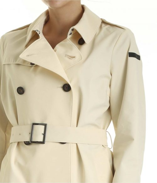 RRD TRENCH DONNA AVORIO CITY TRENCH LADY SPRING SUMMER 4