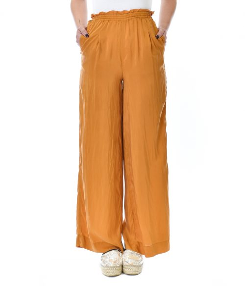 FORTE_FORTE PANTALONE DONNA CANNELLA 7279 MY_PANTS 1
