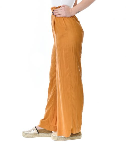 FORTE_FORTE PANTALONE DONNA CANNELLA 7279 MY_PANTS  2