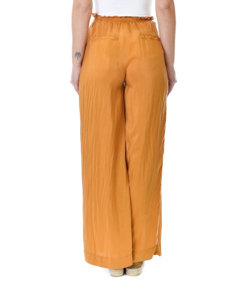 FORTE_FORTE PANTALONE DONNA CANNELLA 7279 MY_PANTS 3