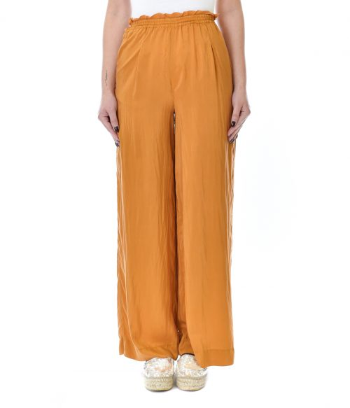 FORTE_FORTE PANTALONE DONNA CANNELLA 7279 MY_PANTS