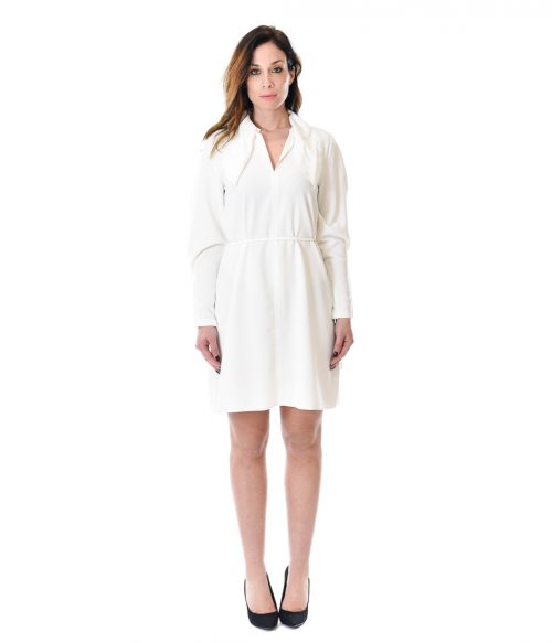 SEE BY CHLOÉ ABITO DONNA BIANCO ICONIC MILK 1