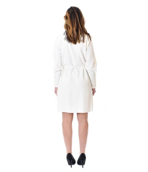 SEE BY CHLOÉ ABITO DONNA BIANCO ICONIC MILK 3