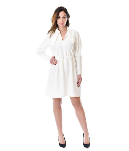 SEE BY CHLOÉ ABITO DONNA BIANCO ICONIC MILK